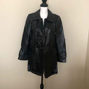Nanette Lepore Trench Style Raincoat